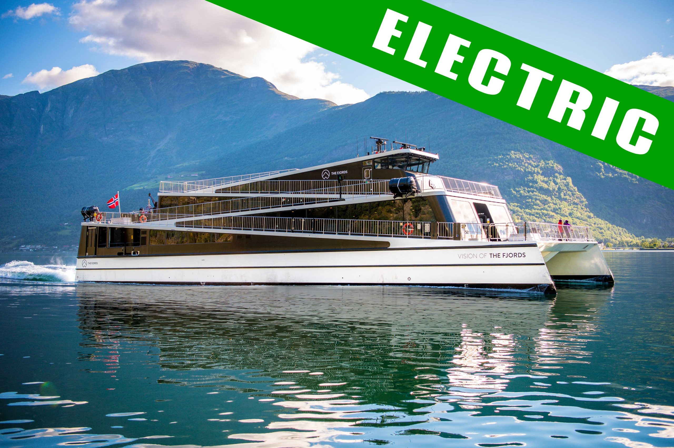 Future of the Fjords- 400 pax