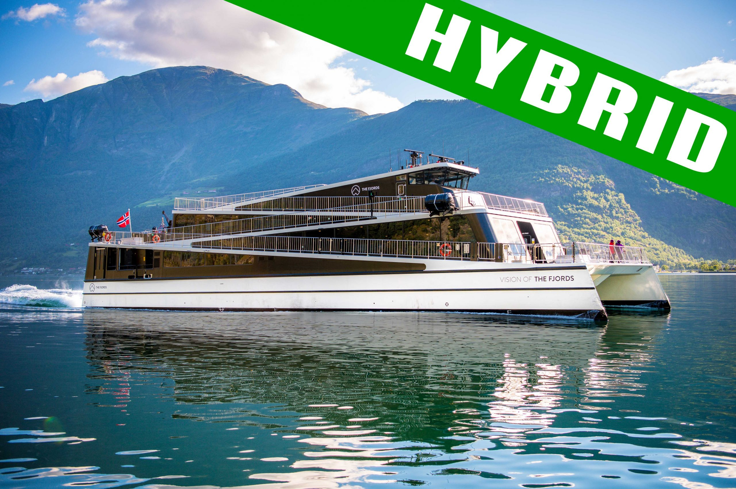 Vision of the Fjords- 400 pax